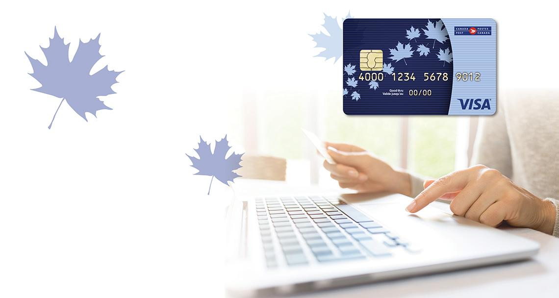 Carte Visa Canada.Prepaid Reloadable Visa Card Easy To Use Worry Free