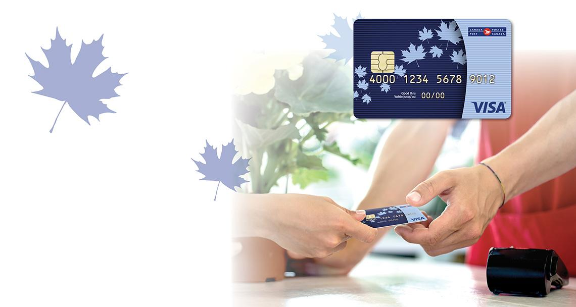 canada post prepaid reloadable visa card - Preloaded Visa Card